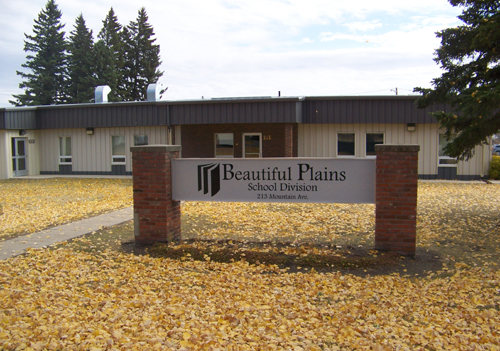 Photo of Beautiful Plains School Division
