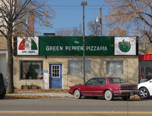 Photo of Green Pepper Pizzaria