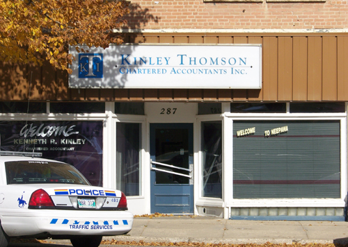 Photo of Kinley Thomspon Chartered Accountant