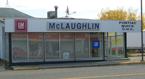 Photo of McLaughlin GM