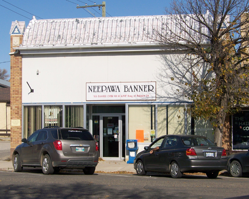 Photo of Neepawa Banner