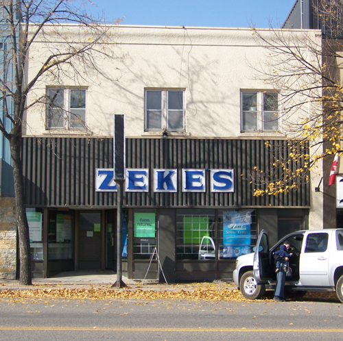 Photo of Zekes Jewellers Neepawa